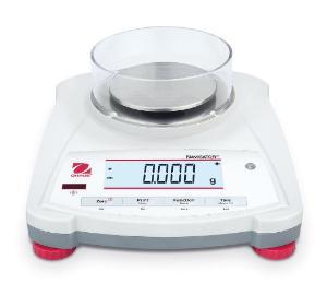 Navigator™ portable balance, round pan