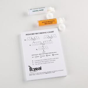 Human Genetics Taste Paper Set