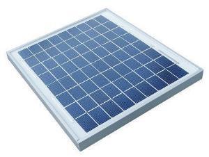 Framed Solar Panel 10 Watt, 12 V