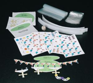 Ward's® From DNA to a Protein Manipulatives