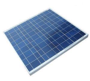 Framed Solar Panel, 60 Watt