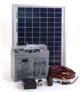 Do-It-Yourself Solar Energy Kits