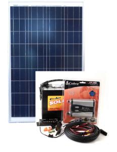80 Watt Do-It-Yourself Solar Energy Kit