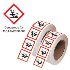 GHS Mini Pictogram Label Rolls
