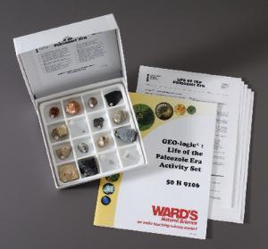 Ward's® GEO-Logic Life of the Paleozoic Era Topic Set