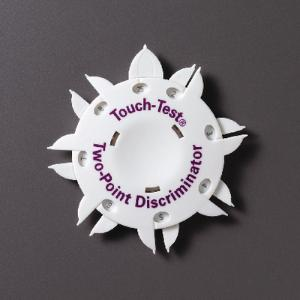 Touch Test Two-Point Discriminator