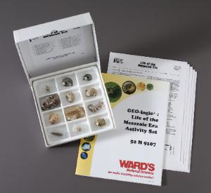 Ward's® GEO-Logic Life of the Mesozoic Era Topic Set