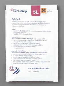 NuSep nUView™ Tris-Glycine Precast Gels and Running Buffer