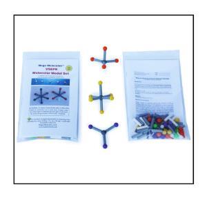 Molecular Geometry Model Set (VSEPR)