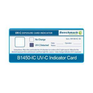 UV-C Indicator card (double-sided)