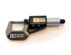 Electronic Digital Micrometer