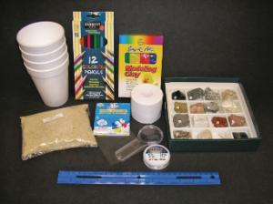 Visions in Education Earth Science Kit