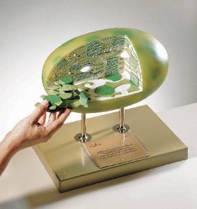 Somso® Chloroplast Model