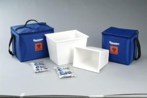 ThermoSafe® Medical Specimen Transporter Totes, Sonoco ThermoSafe
