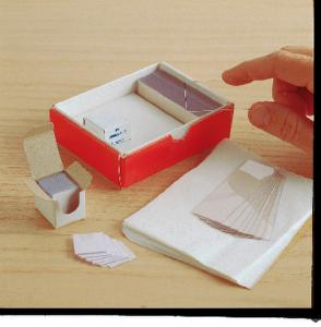 Student Grade Lab Pack Plastic Slide Set