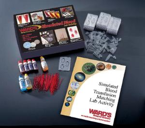 Ward's®  Simulated Blood Transfusion Matching Kit