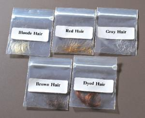 Ward's® Human Hair Sample Set