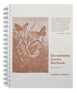 Environmental Science Workbook, 2nd Edition