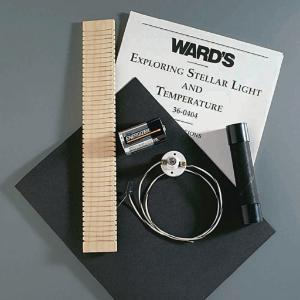 Ward's® Exploring Stellar Light and Temperature Lab Activity