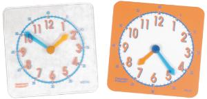 Day/Night Teacher® Overhead Clock Face