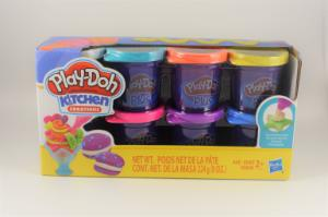 Play-doh assorted colors pk8
