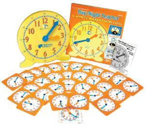 Day/Night Teacher® Demonstration Clock