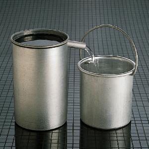 Aluminum Overflow Can & Catch Bucket