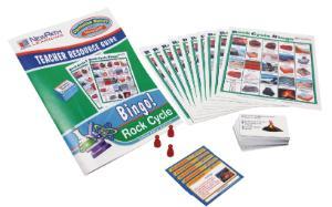 Rock Cycle Bingo! Game