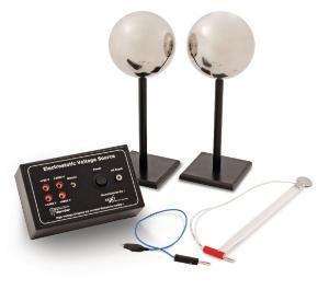 Vernier® High-Voltage Electrostatics Kit