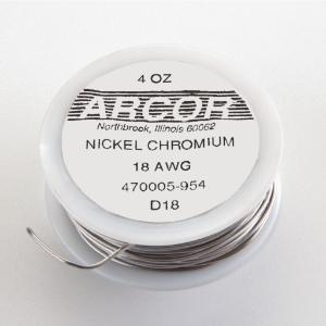 Bare Nichrome Wire