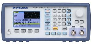 20 MHz Dual Channel Function/Arbitrary Waveform Generator