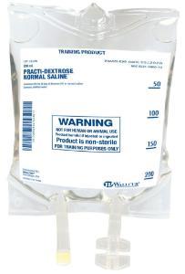 Wallcur® PRACTI-IV Bags