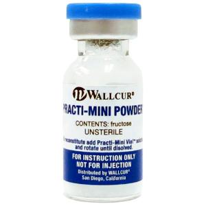 Wallcur® PRACTI-Powders