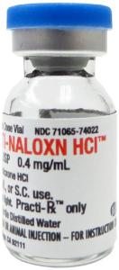 Wallcur® PRACTI-Naloxone
