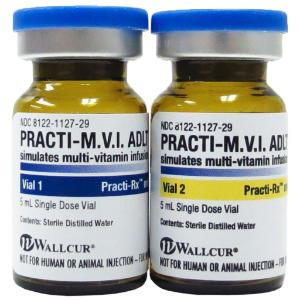 Wallcur® PRACTI-Labeled Vials