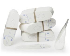 EcoTensil® Disposable Paper Sampling Spoon