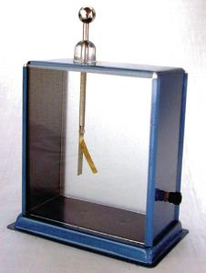 Gold Foil Electroscope