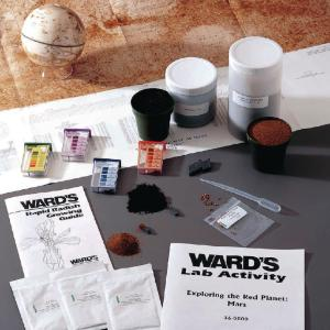 Wards® Exploring the Red Planet: Mars Lab Activity