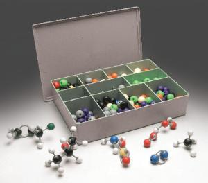 Ward's® Teacher Molecular Model Set, 500 Pieces