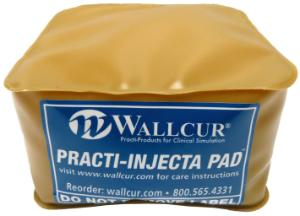 Wallcur® PRACTI-Injecta Pads