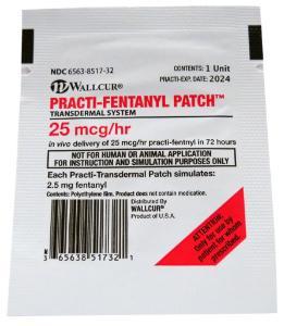 Wallcur® PRACTI-Patches