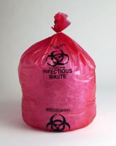 High Density Infectious Waste Liners