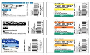 Wallcur® PRACTI- Labels