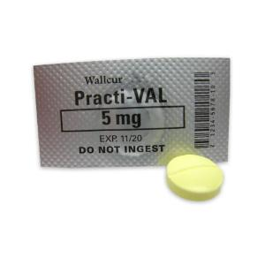 Wallcur® PRACTI- Oral Medication