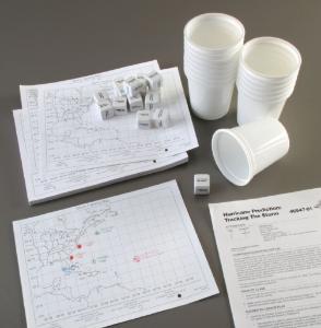 Hurricane Prediction Lab Activity