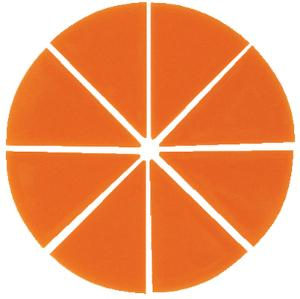 Rainbow Fractions® Circles