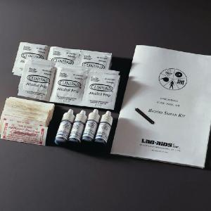 Blood Smearing Kit