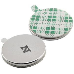 Neodymium Disk Magnet with Adhesive Foam