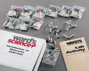 Ward's® Introduction to Covalent Molecules Lab Activity