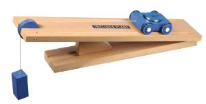 Simple Machines, Inclined Plane/Cart Model